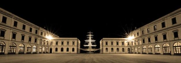 Palazzo allievi Accademia Navale di Livorno