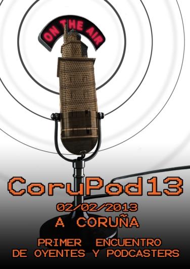 1ra Quedada Podcastera Coruñesa 2013
