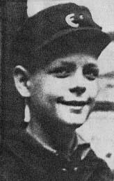 Fritz Vincken a los 12
