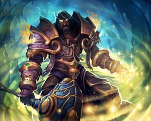 Paladín no es una palabra inventada en el World of Warcraft