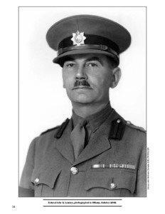 Brigadier General J. K. Lawson