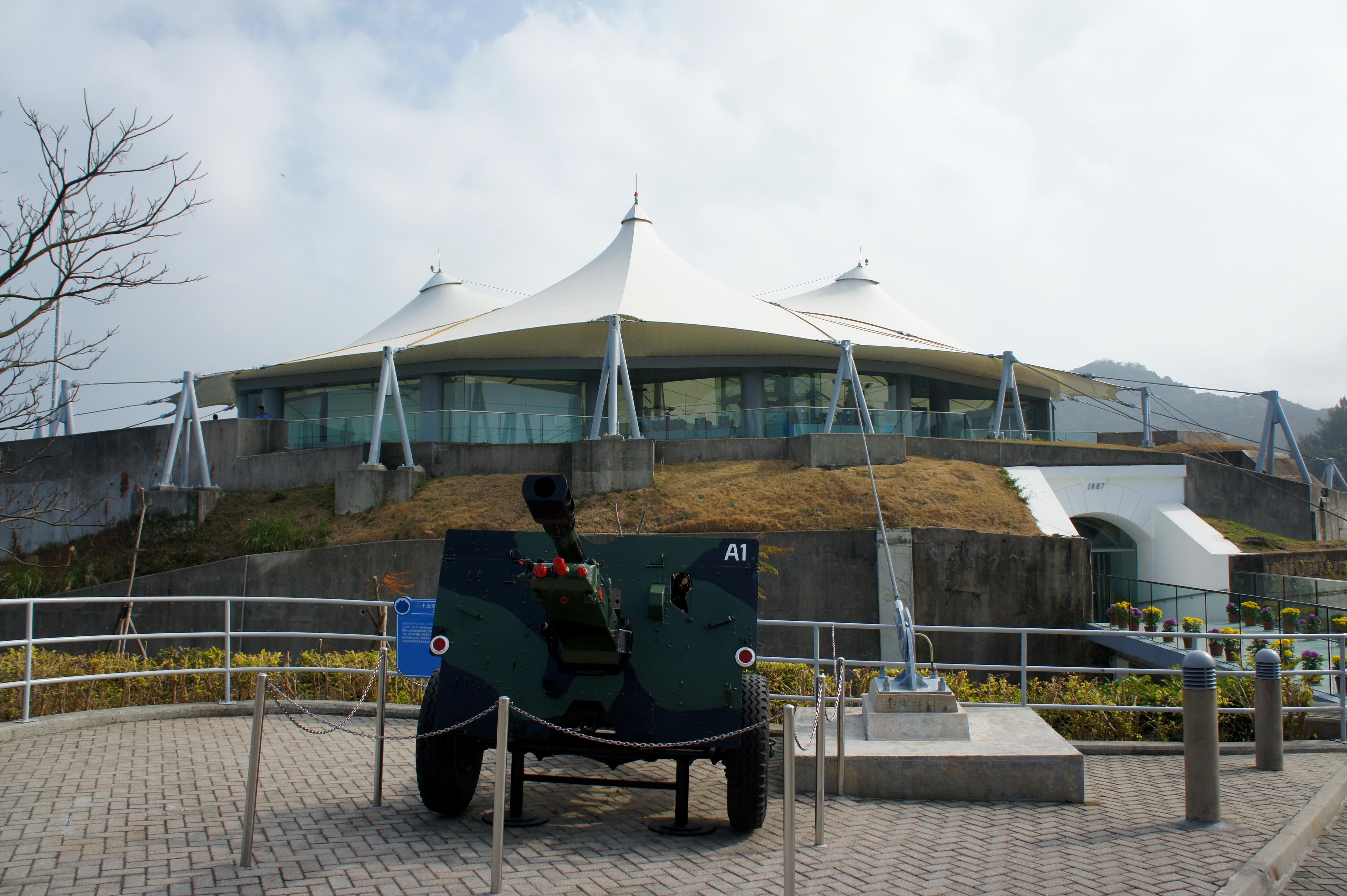 Field_gun_at_the_Hong_Kong_Museum_of_Coastal_Defence
