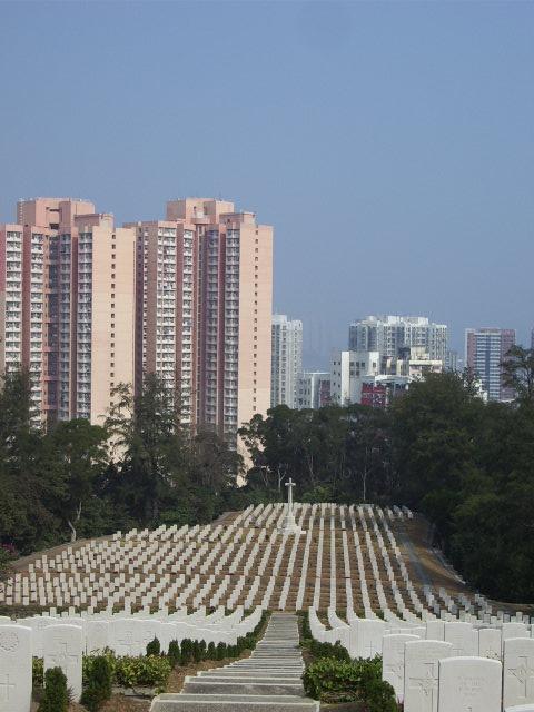 Sai Wan War Cemetery 1