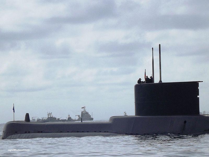 Submarino_Oceánico_Tipo_U-209_S-31_Sabalo