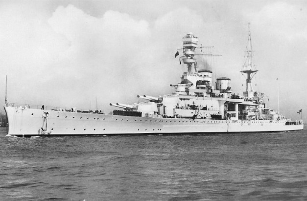 hms_repulse_michael_friend