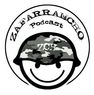 Logo Zafarrancho Podcast