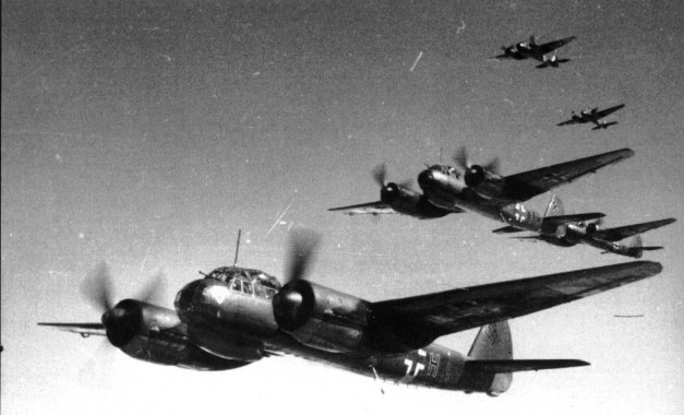 Ju88 - Over Norway