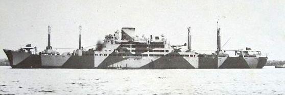 Aikoku - Hermano del Gokoku Maru