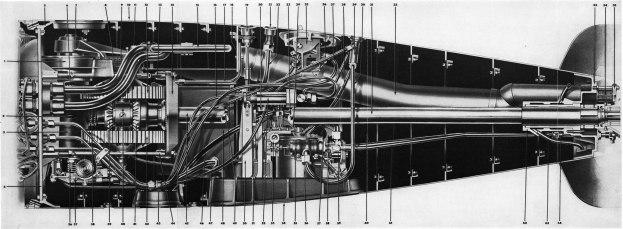 Motor del Mark XIV