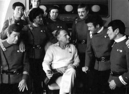 Harve Bennett fue el salvador de las películas de Star Trek