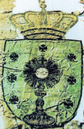 Escudo de Galicia en Buenos Aires