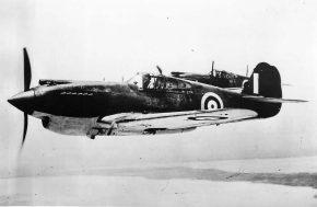 RAF Tomahawks Mk IIB en el Cercano Oriente - 1941