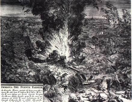 Explosión del puente