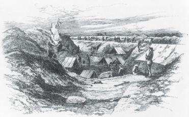 Cráter recuperado por la Confederación