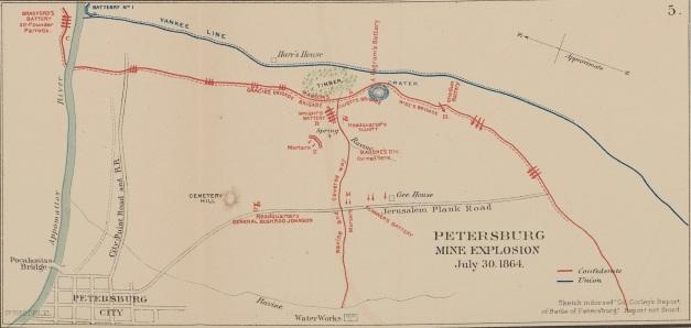 50 - Mapa de los alrededores