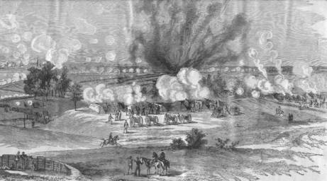 Explosión del Fuerte Elliot