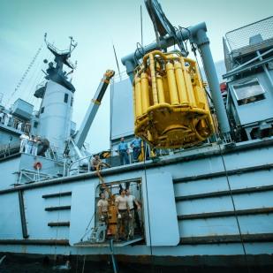 Cámara de salvamento de submarinos