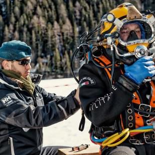 Inmersión en lagos alpinos