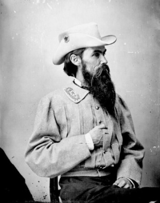 Confederate General William Mahone