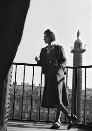 Coco Chanel en 1937