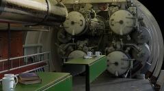 Extremo delantero de torpedos de proa