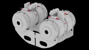 Embobinados (generadores que también fungen como motores)