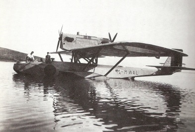 Dornier Do J Wal Plus Ultra