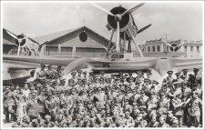 Los centuriones alados y sus asombrosos hidroaviones