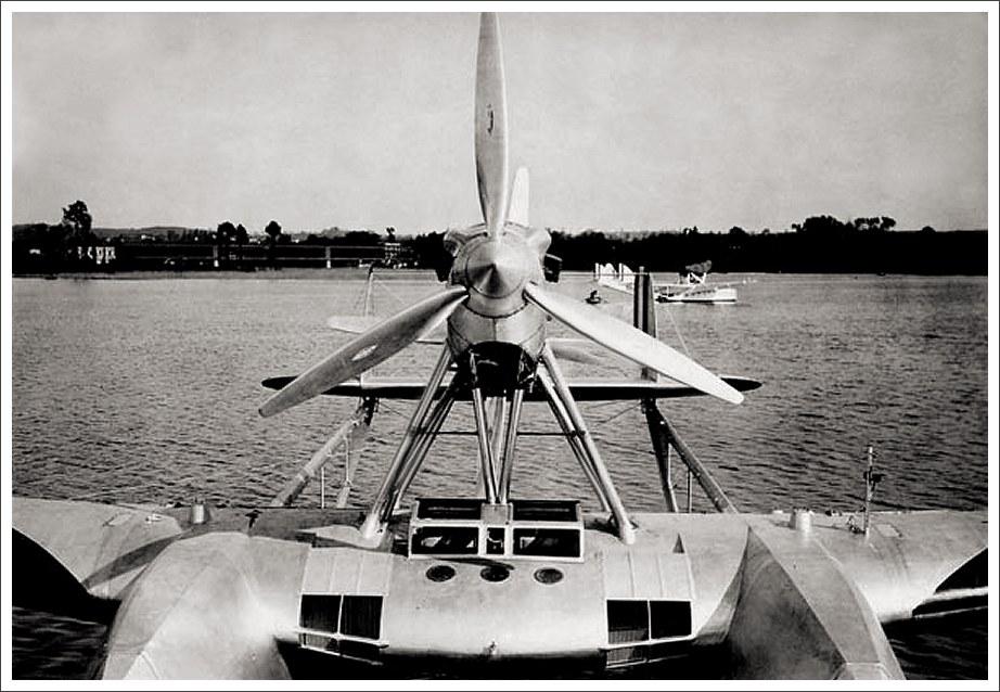 Savoia Marchetti S.55X