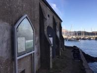 El museo del torpedero, situado en un lejano pueblo neozelandés