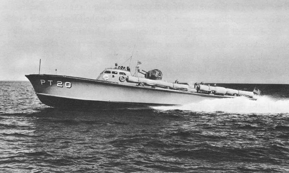 Elco 77 lanchas torpederas