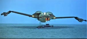 En Star Trek una nave abduce a dos ballenas jorobadas