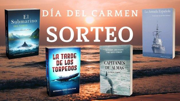 Sorteo del Día del Carmen 2021