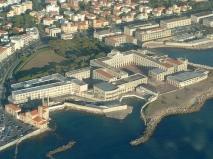 La academia italiana a orillas del Tirreno