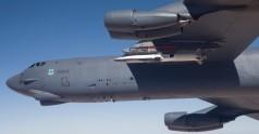 El X-51 en pruebas de vuelo