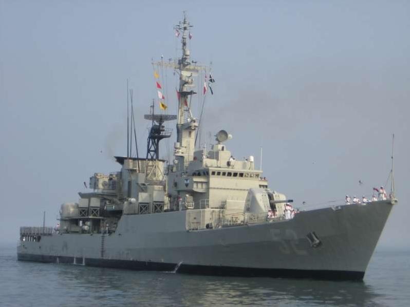 Fragata clase Lupo peruana