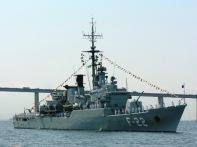 Una nave similar a esta protagonizó el cuento narrado en el episodio (la F-25)