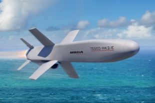 MBDA - Teseo-MK2 E