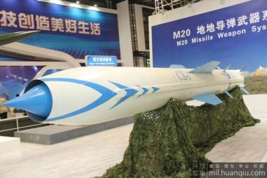 Misil hipersónico chino CX-1