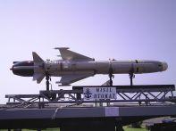Misil Otomat Mk2 de la Marina peruana