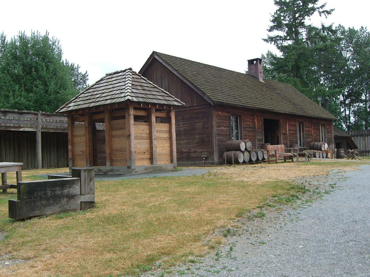 Puesto comercial de Fort Langley